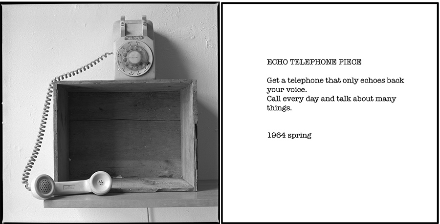 Echo Telephone Piece
