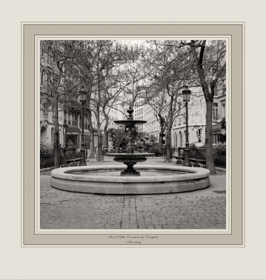 Site of Public Executions by Estrapade 17th century (Place de Estrapde, Paris)