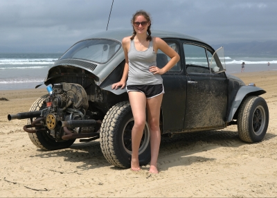 Her Father's Dune Buggy
