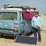 Solar Powered One-Wheel