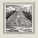 Site of Public Executions by Human Sacrifice c. 600-900 AD (Nohuch Mul Pyramid, Coba, Mexico)