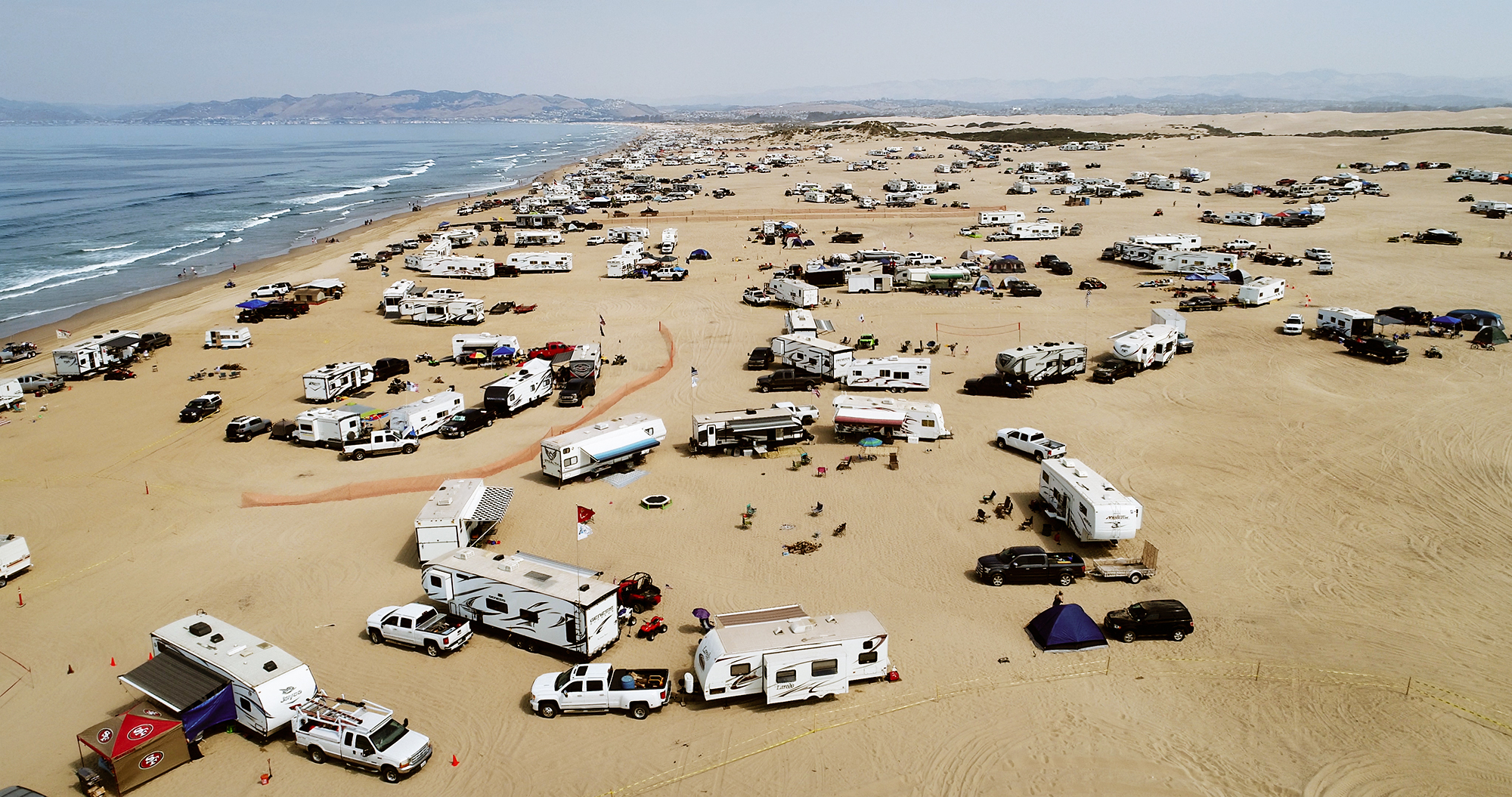 Aerial Campers