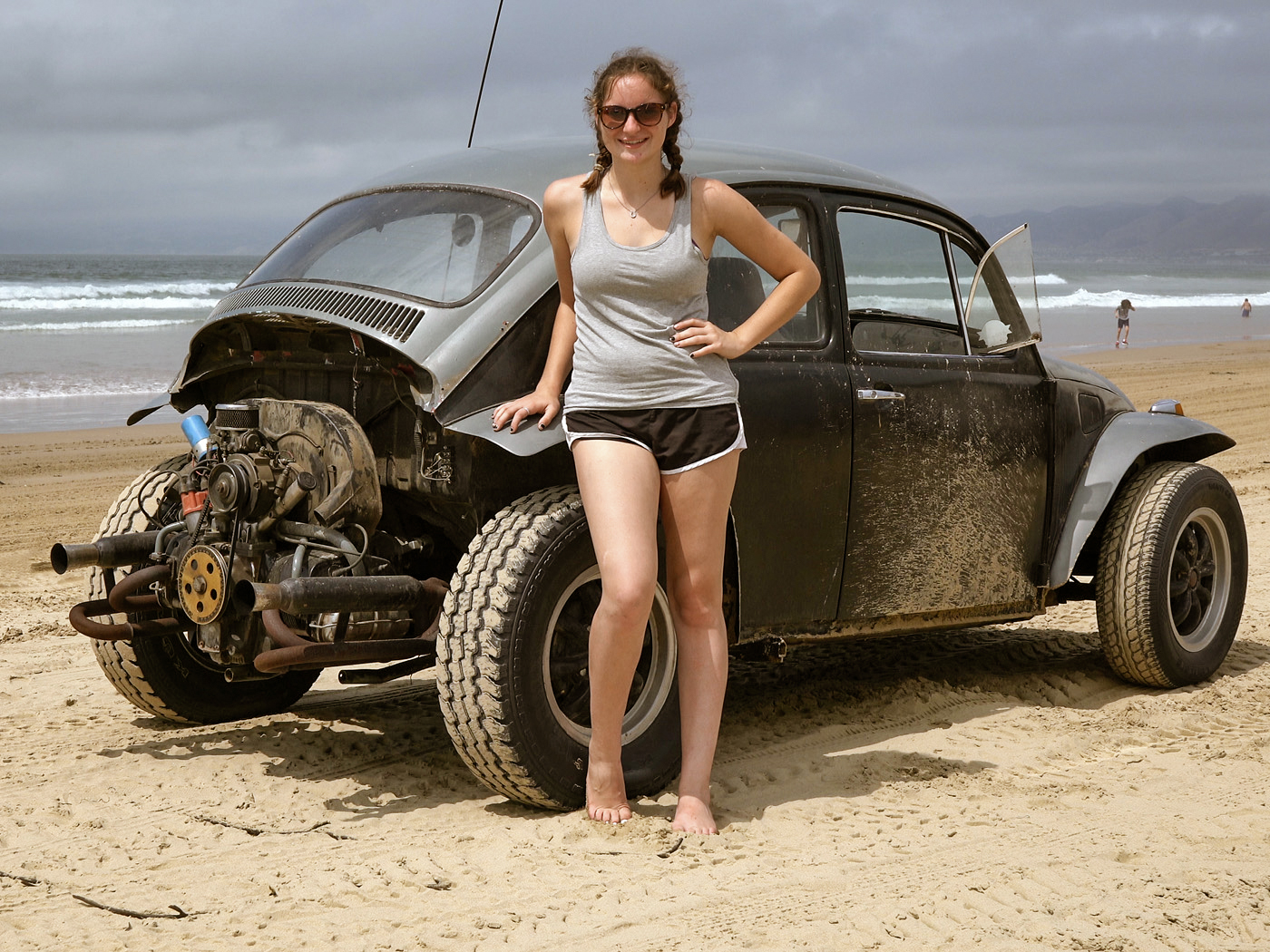 Her Fathers Dune Buggy